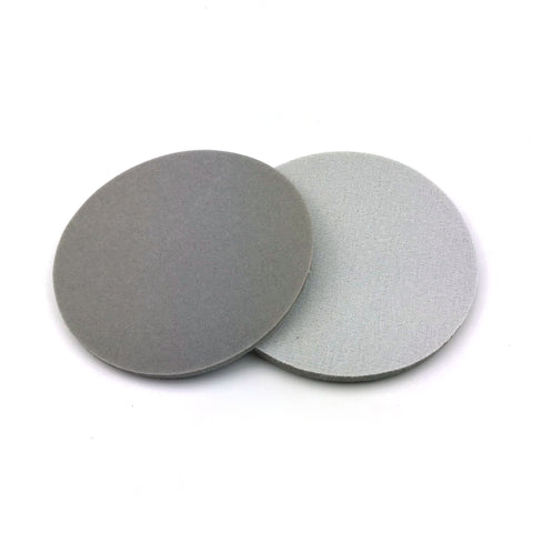"5"" 150 Grit Heavy-duty Sponge-Backed Hook & Loop Sanding Discs"