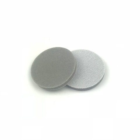 "2"" 150 Grit Heavy-duty Sponge-Backed Hook & Loop Sanding Discs"