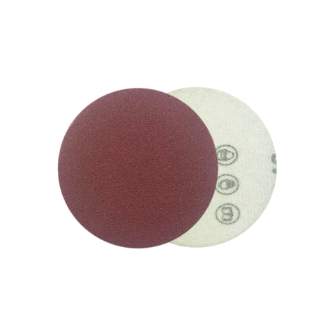 "2"" 150 Grit Red Grain Hook & Loop Sanding Discs, 10 Discs"