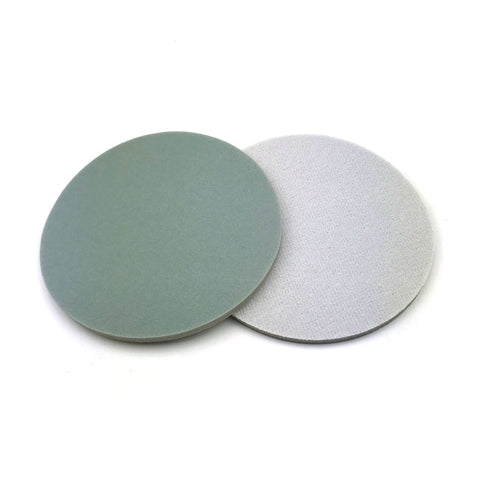 "5"" 1500 Grit Heavy-duty Sponge-Backed Hook & Loop Sanding Discs"