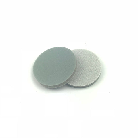 "2"" 1500 Grit Heavy-duty Sponge-Backed Hook & Loop Sanding Discs"