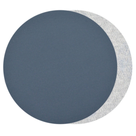 "7""  (180mm) 1500 Grit Silicon Carbide Wet/Dry Hook & Loop Sanding Discs, 10 Discs"