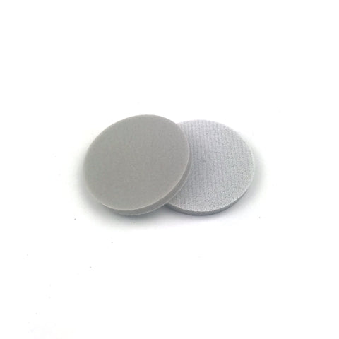 "2"" 1800 Grit Heavy-duty Sponge-Backed Hook & Loop Sanding Discs"
