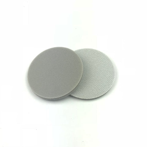 "3"" 1800 Grit Heavy-duty Sponge-Backed Hook & Loop Sanding Discs"