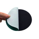 "5"" (125mm) 150 Grit Hook & Loop Wet/Dry Polyester Film Green Sanding Discs, 10 Discs"