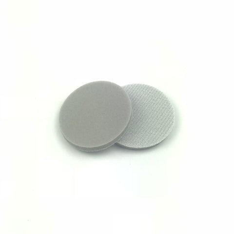 "2"" 2000 Grit Heavy-duty Sponge-Backed Hook & Loop Sanding Discs"