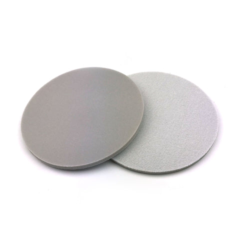 "5"" 2000 Grit Heavy-duty Sponge-Backed Hook & Loop Sanding Discs"