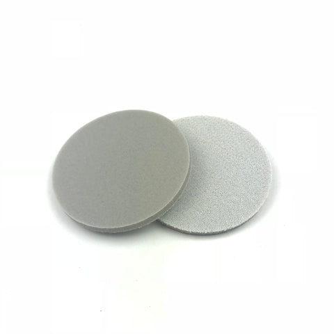 "3"" 2000 Grit Heavy-duty Sponge-Backed Hook & Loop Sanding Discs"
