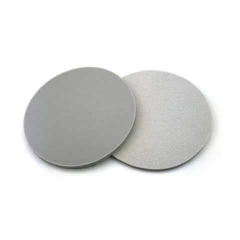 "5"" 220 Grit Heavy-duty Sponge-Backed Hook & Loop Sanding Discs"