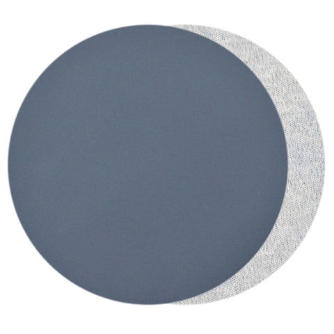 "7""  (180mm) 2500 Grit Silicon Carbide Wet/Dry Hook & Loop Sanding Discs, 10 Discs"