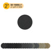 "2"" (50mm) Silicon Carbide Wet/Dry Hook & Loop Sanding Discs (60-10000 Grit), 1 Disc"