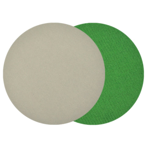 "3"" 3000 Grit Silicon Carbide Wet/Dry Hook & Loop Sanding Discs, 10 Discs"