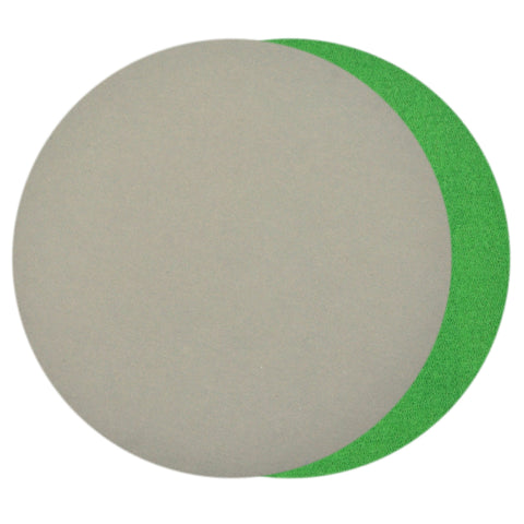 "7""  (180mm) 3000 Grit Silicon Carbide Wet/Dry Hook & Loop Sanding Discs, 10 Discs"