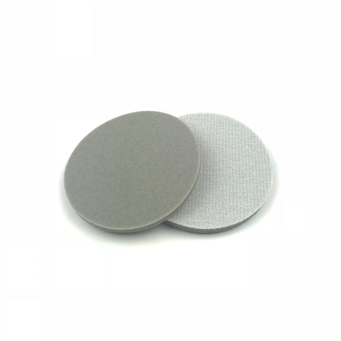 "3"" 400 Grit Heavy-duty Sponge-Backed Hook & Loop Sanding Discs"