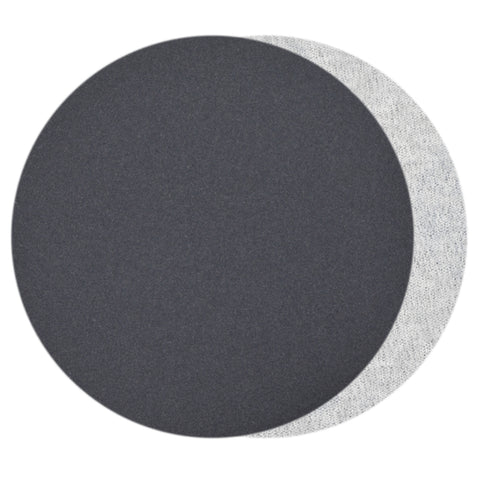 "7""  (180mm) 400 Grit Silicon Carbide Wet/Dry Hook & Loop Sanding Discs, 10 Discs"