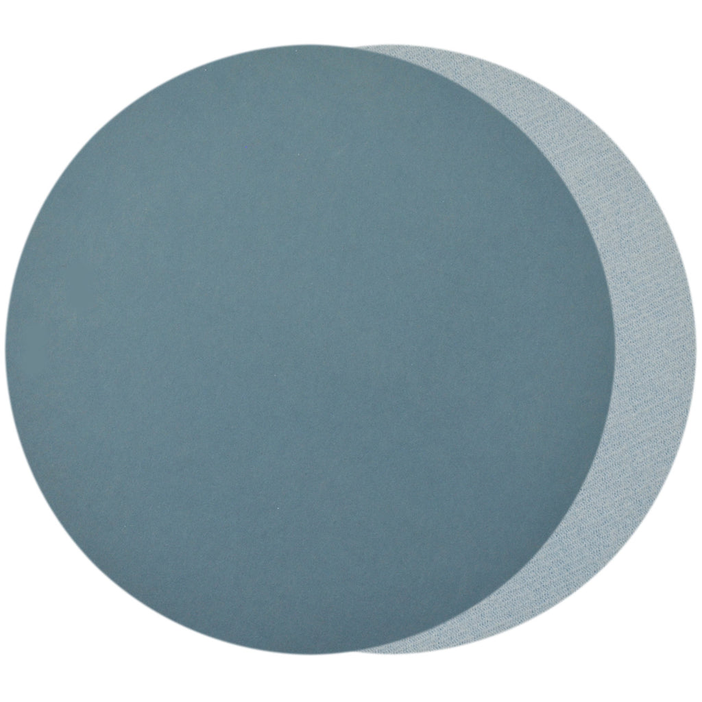 "6"" 5000 Grit Waterproof Hook & Loop Sanding Discs, 10 Discs"