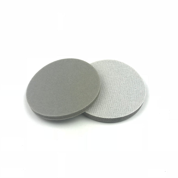 "3"" 600 Grit Heavy-duty Sponge-Backed Hook & Loop Sanding Discs"