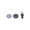 6mm Shank Die Grinder Convert To Angle Grinder Power Tool Accessories, 5 pcs Set