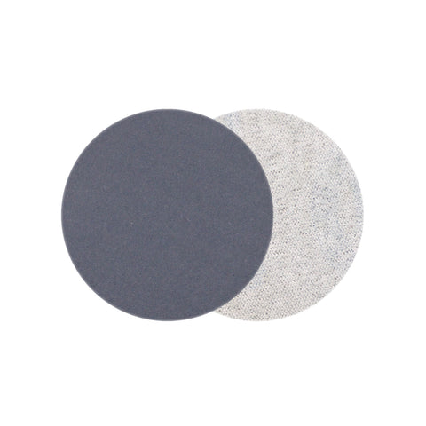 "2"" 800 Grit Silicon Carbide Wet/Dry Hook & Loop Sanding Discs, 10 Discs"
