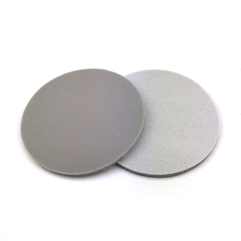 "5"" 800 Grit Heavy-duty Sponge-Backed Hook & Loop Sanding Discs"