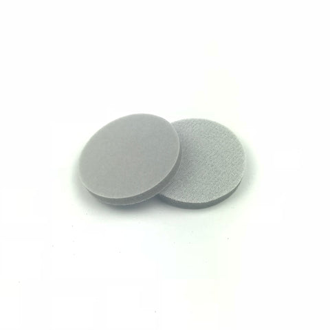 "2"" 800 Grit Heavy-duty Sponge-Backed Hook & Loop Sanding Discs"