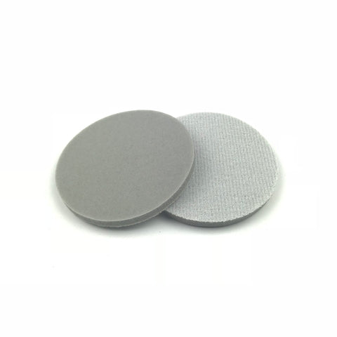 "3"" 800 Grit Heavy-duty Sponge-Backed Hook & Loop Sanding Discs"