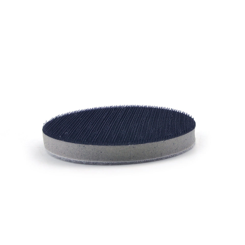 "4"" (100mm) High Density(Stiff) Sponge Hook & Loop Surface Protection Interface Pad"