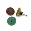 "2"" (50mm) x 6mm Shank T-R Back-up Pad for Quick Change Type R (T-R) Sanding Discs"