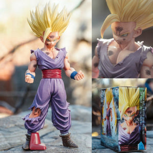 Dragon Ball Z Action Figures Super Saiyan Son Gohan Dragonball Figurine Collectible Model
