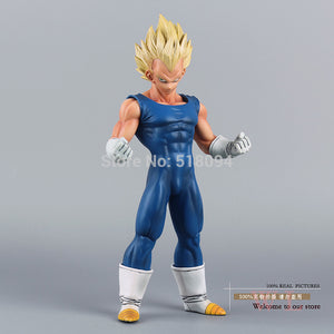Dragon Ball Z Super Saiyan Vegeta PVC Action Figure Collection