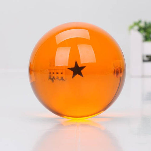 Real size Dragonball Z Balls (2.8 inch )