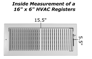 How to Size HVAC Registers
