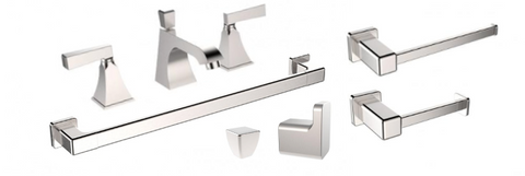 Sesto Collection of Luxury Bathroom Fixtures