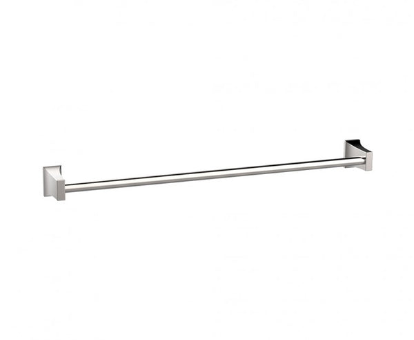 Towel Bar - 24 inch - Stainless Steel - Classic Design in Brushed Nickel