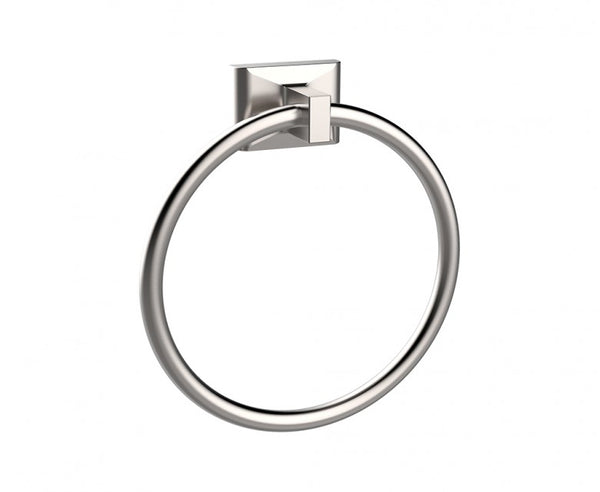 Towel Ring - Stainless Steel - 6.4 Inches - Classic Design in Brushed Nickel