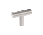 Cabinet Door Knob in Brushed Nickel
