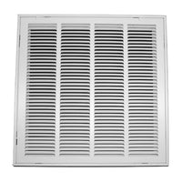 "20 Inch x 20 Inch Return Air Grille for 1"" Filter - Steel"
