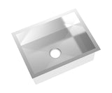 Kitchen Sink - Stainless Steel 20 Inch - Single Bowl - Undermount
