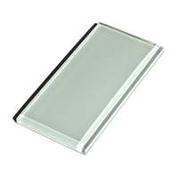White Subway Tile - Glass - 3 inch by 6 inch