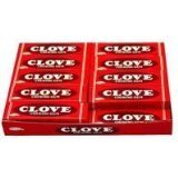 Clove Gum 20 packs of 5 sticks