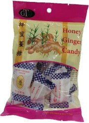 Honey Ginger Candy 1-pack 4oz