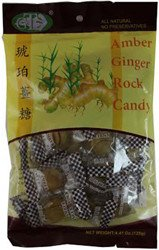 GT Amber Rock Ginger Candy 4.4oz