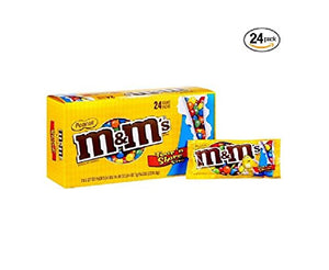 M&M Peanut King Size - 24 ct.