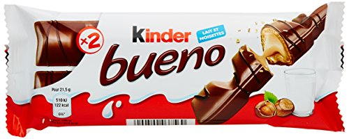 Kinder Bueno Bars, 30-Count