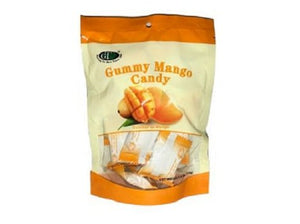 GoTo Tea Gummy Mango Candy (1-Pack)