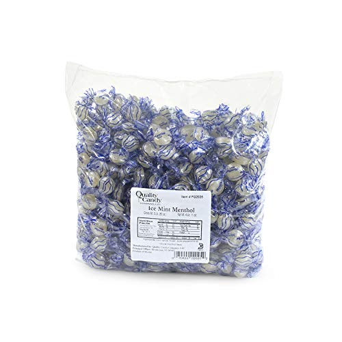 An Item of Ice Mint Menthol Disks (5 lbs.) -Bulk by the Nile sweets