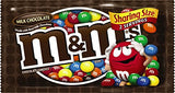 M&M'S Milk Chocolate Candy Sharing Size 3.14-Ounce Pouch 24-Count Box