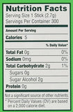 Wrigley's Sugar Free Gum, Extra Spearmint,20 count,15 sticks each