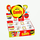 "World's King Size Candy ""Cigarettes"" 24 Pack Case"