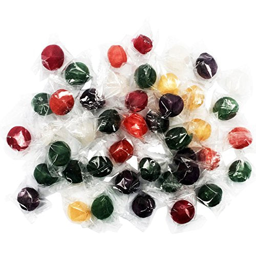 Hard Candy – Sour Hard Candy –4 Pounds- Sour Balls - Sour Balls Hard Candy – Bulk Candy –